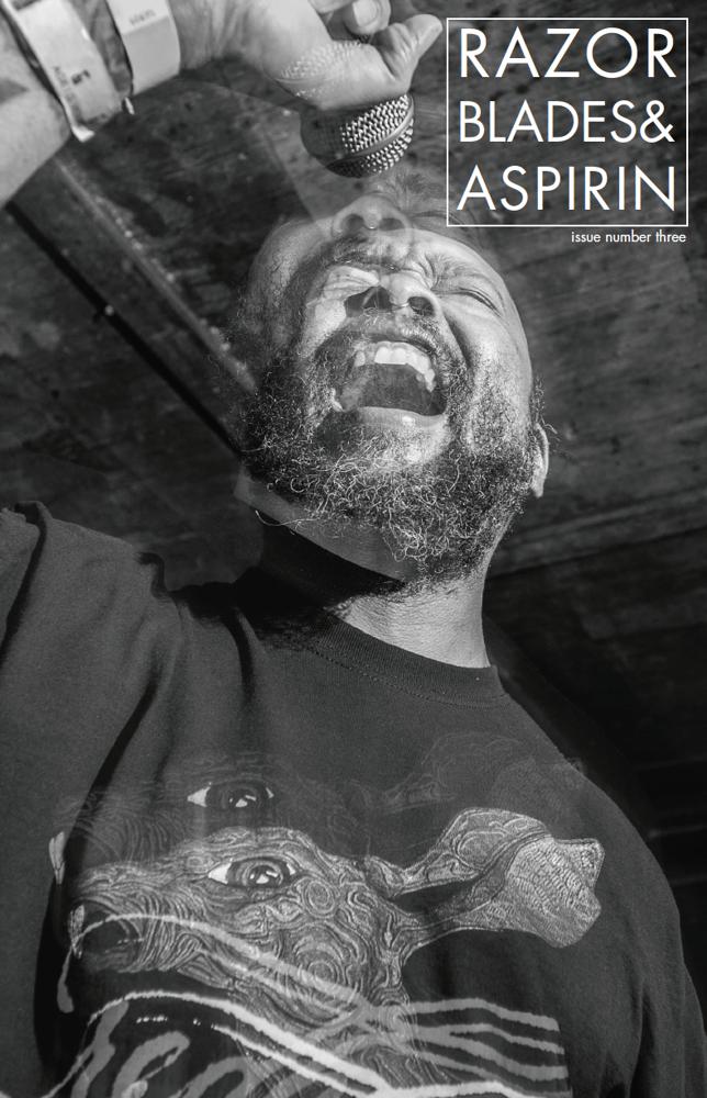 Image of Razorblades & Aspirin Issue 3