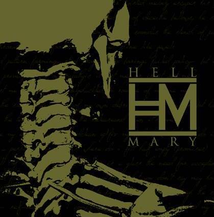 Image of Hell Mary - S/T One-Sided 12""