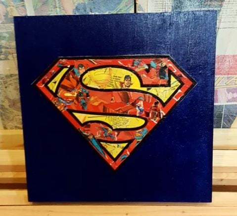 Image of Superman logo