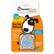 Image of ThunderCover Dog Tag Silencer on UncommonPaws.com
