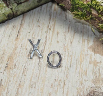 Image of teeny tiny xo studs