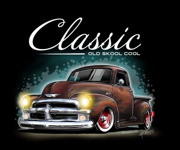 Image of Classic 54 pickup Patina
