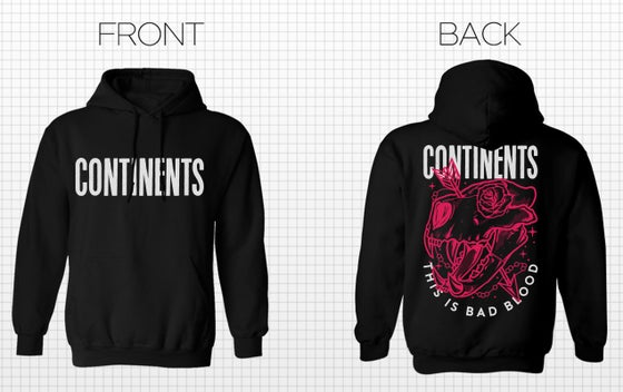 Image of Continents Hoodie
