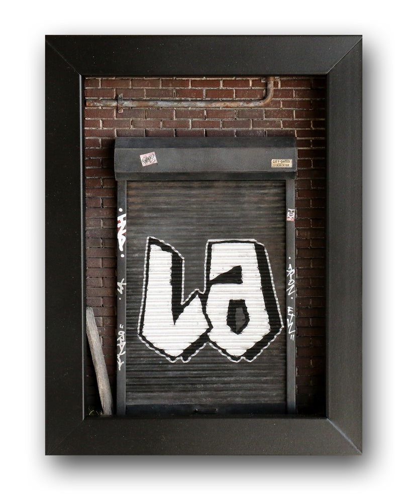 Image of LA ROLLING DOOR
