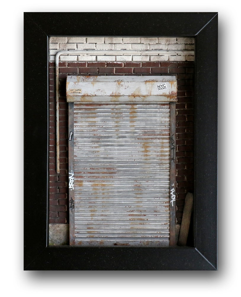 Image of NYC ROLLING DOOR