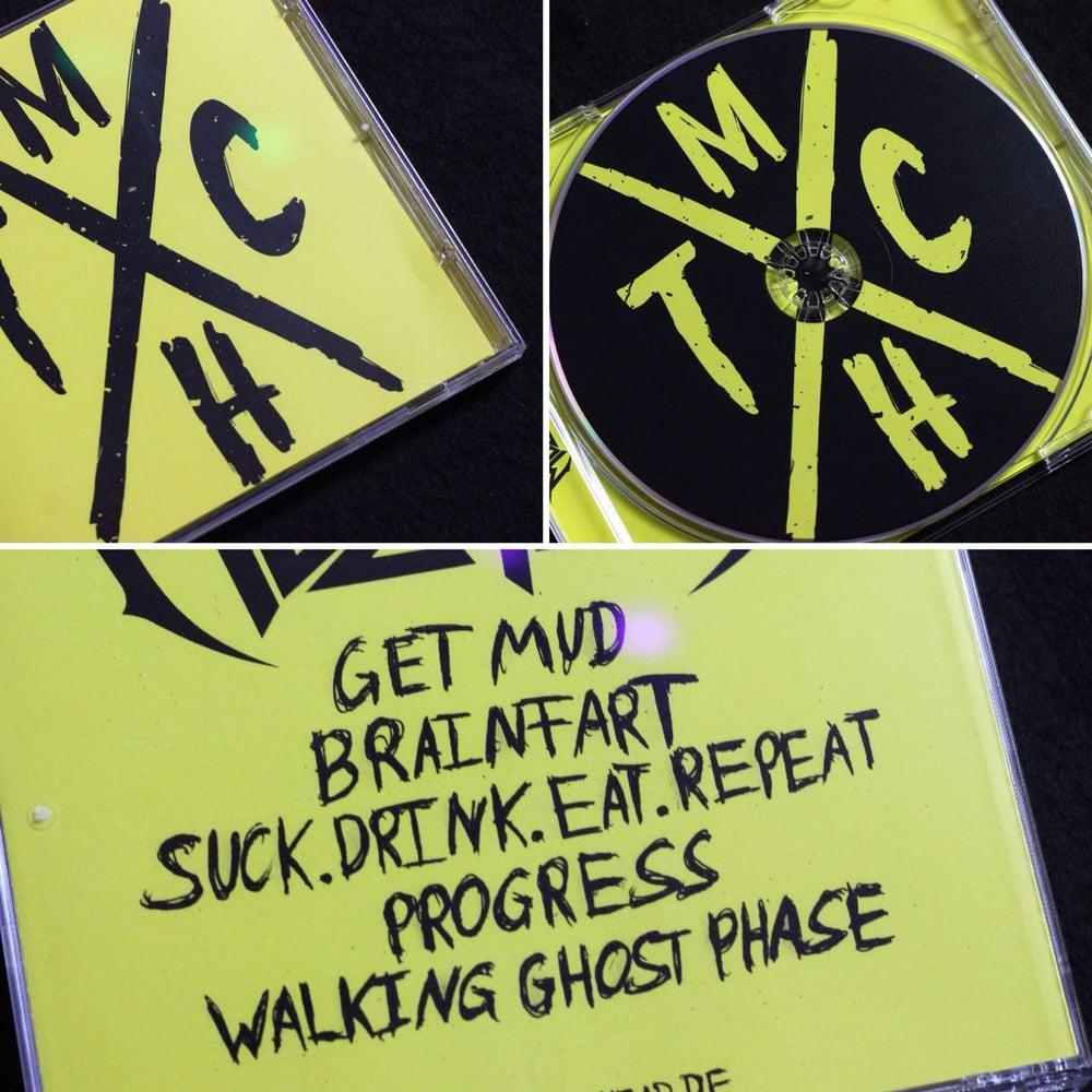 Image of Mudhead 'Get Mud' EP