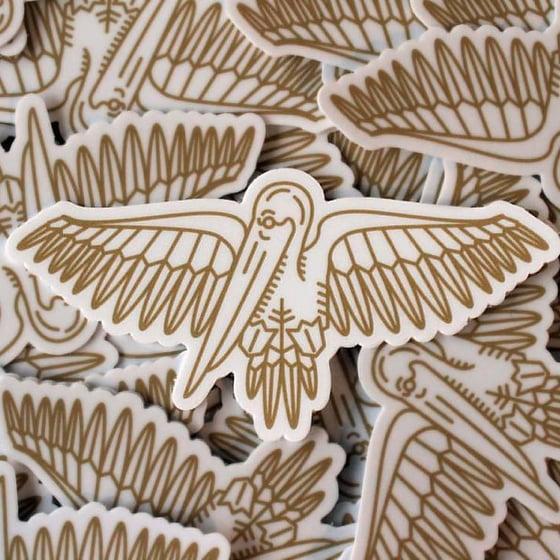 Image of Pelican Sticker