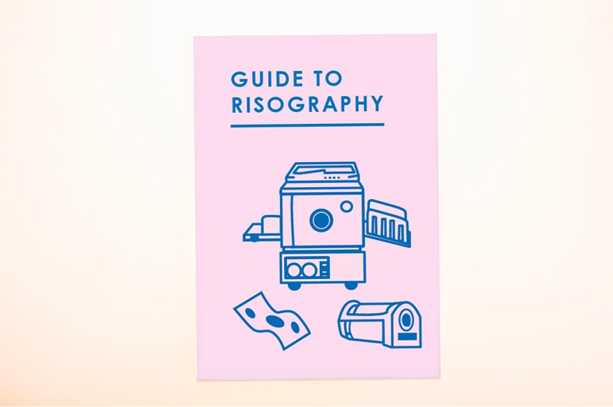 Image of Guide to Risography
