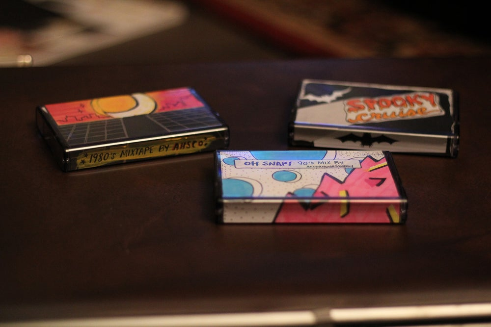 Image of Goodie-Bag Mixtapes