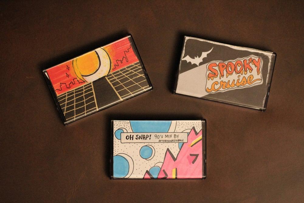 Image of Goodie-Bag Mixtapes