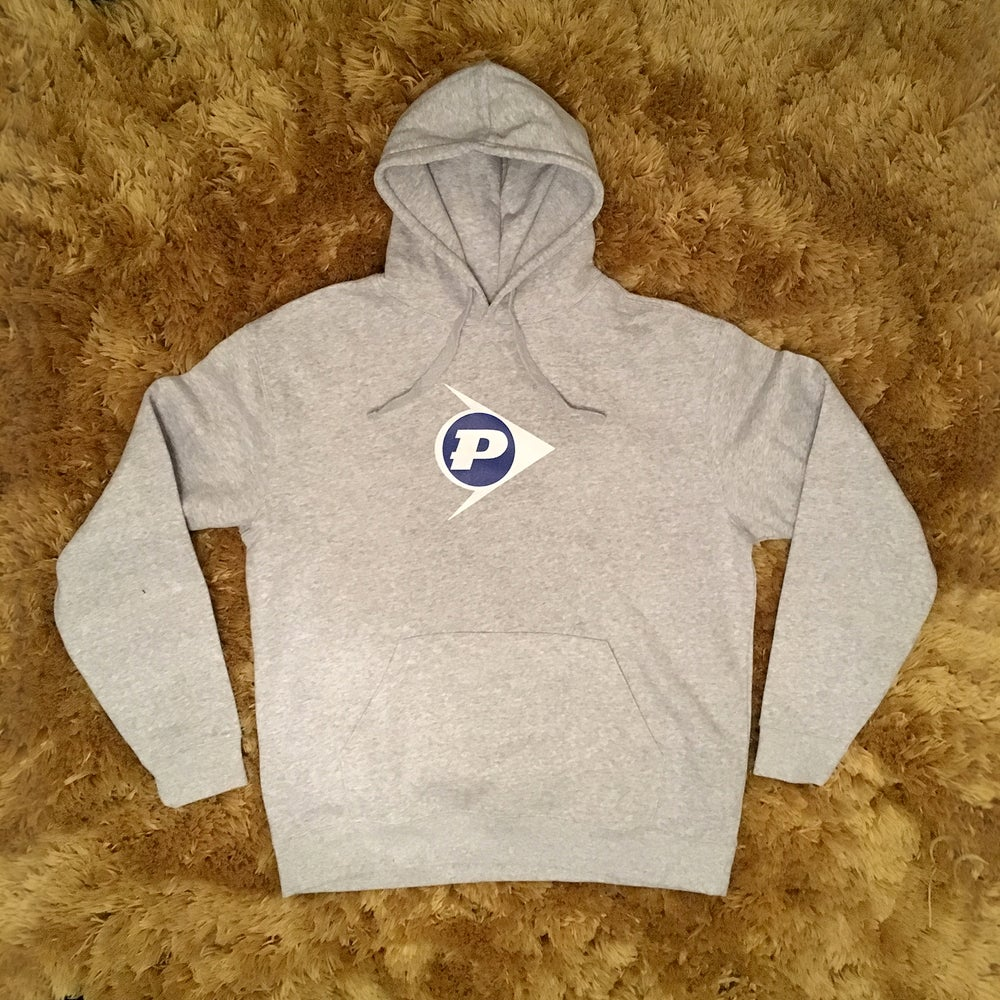 Image of Punlop Hood - Grey