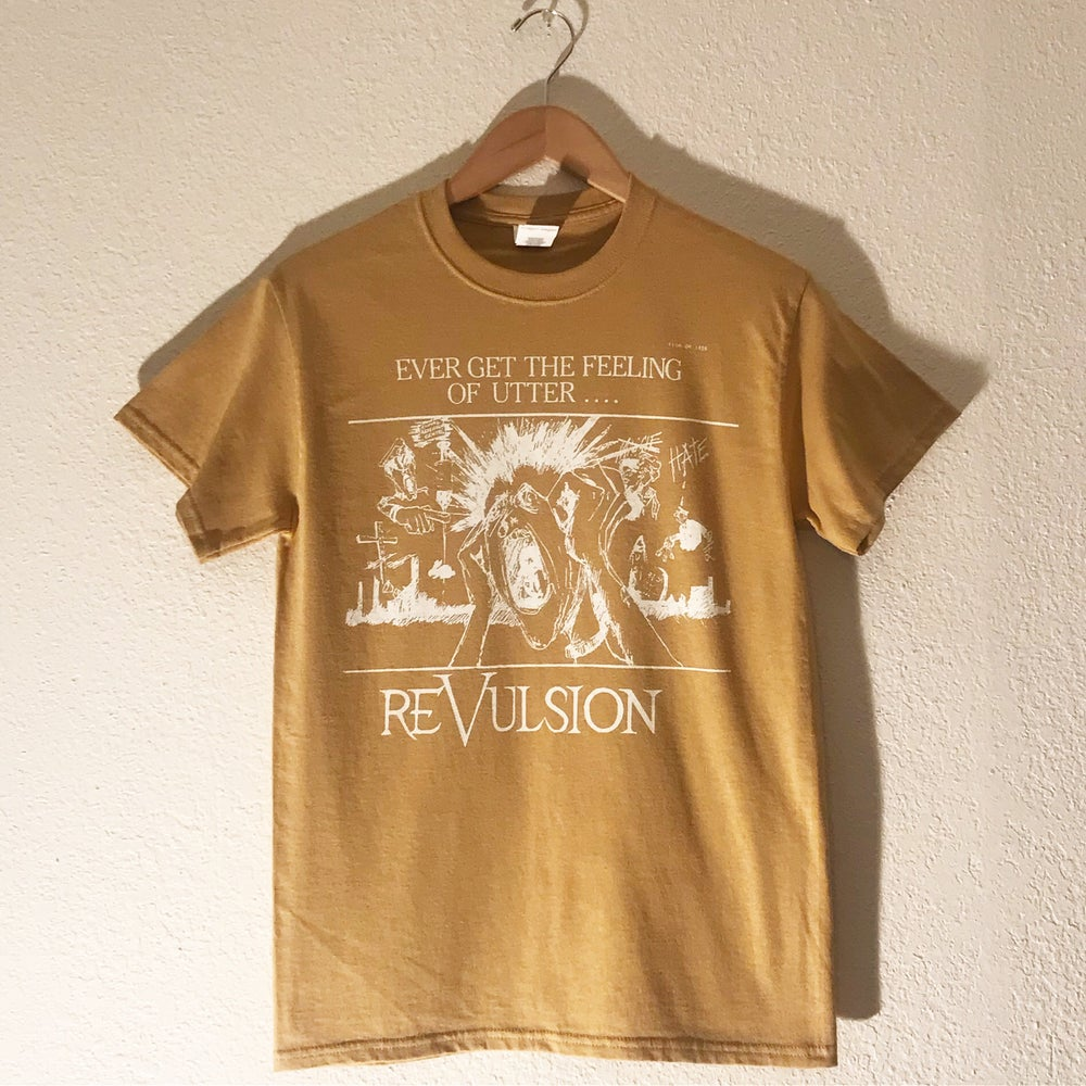 "Image of Revulsion ""Ever Get The Feeling"" Tee"