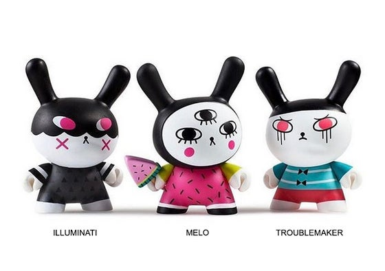 Image of SIGNED AP DTA MINI SERIES DUNNY'S