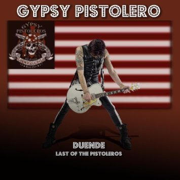 "Image of Gypsy Pistolero ""Duende The Last Of The Pistoleros"" CD"