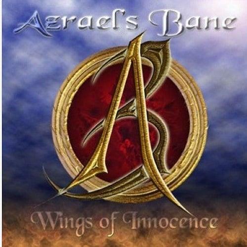 "Image of Azrael's Bane ""Wings Of Innocense"" CD"