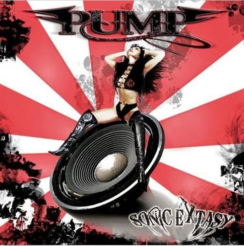 "Image of Pump ""Sonic Extacy"" CD"