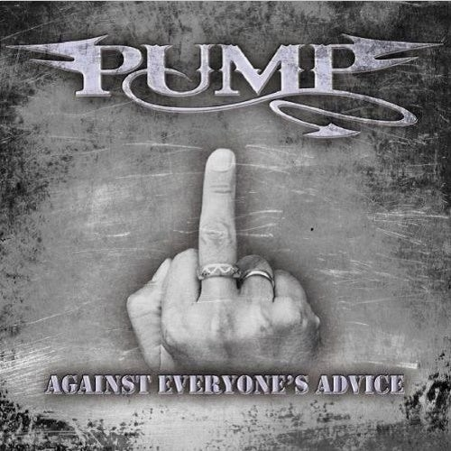 "Image of Pump ""Against Everyone's Advice"" CD"