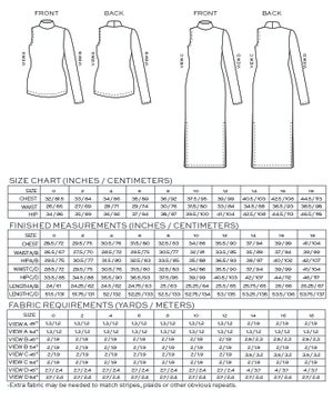 Image of NIKKO TOP AND DRESS (PDF)