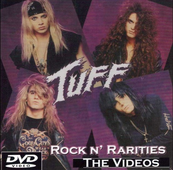 "Image of Tuff ""Rock N' Rarities"" DVD"