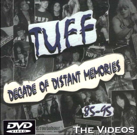 "Image of Tuff ""Decade Of Distant Memories 1985-1995"" DVD"
