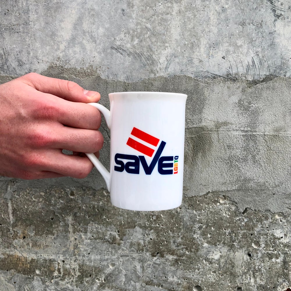 Image of SAVE Mug