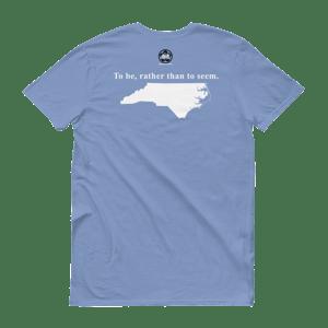 Image of North Carolina Motto Tee BLUE
