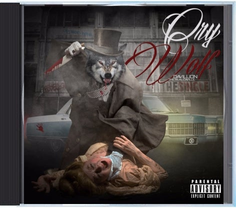 Image of DAVILLION - CRY WOLF [LIMITED THROWBACK] CD