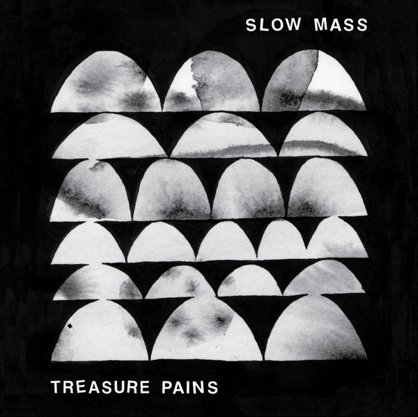"Image of Slow Mass ""Treasure Pains"" 12"" EP • Vinyl Record"