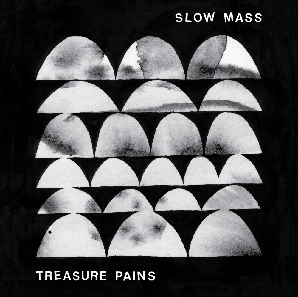 "Slow Mass ""Treasure Pains"" 12"" EP • Vinyl Record"