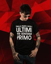 ULTIMO - DALLA PARTE DEGLI ULTIMI - HONIRO STORE
