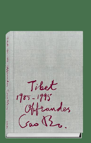 Image of FOCUS SUR L'artiste GAO BO: TIBET 1985-1995, Offrandes  de Gao Bo