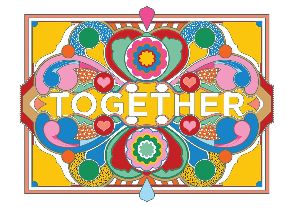 Image of Together, 2018 SECOND EDITION COMING SOON - PRE ORDER FOR 1/9/19