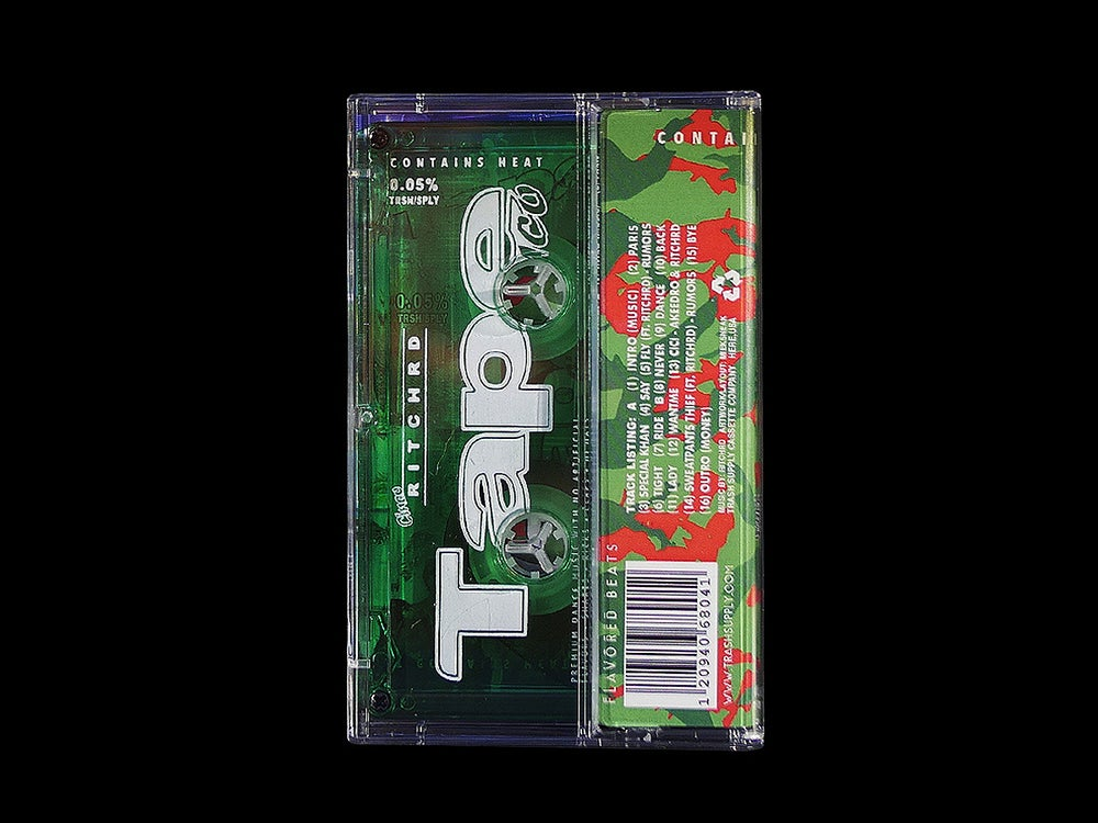 Image of RITCHRD - TAPE 5