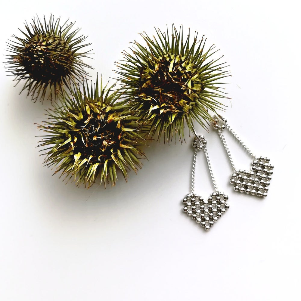 """Image of Boucles """"Coeurs"""""""