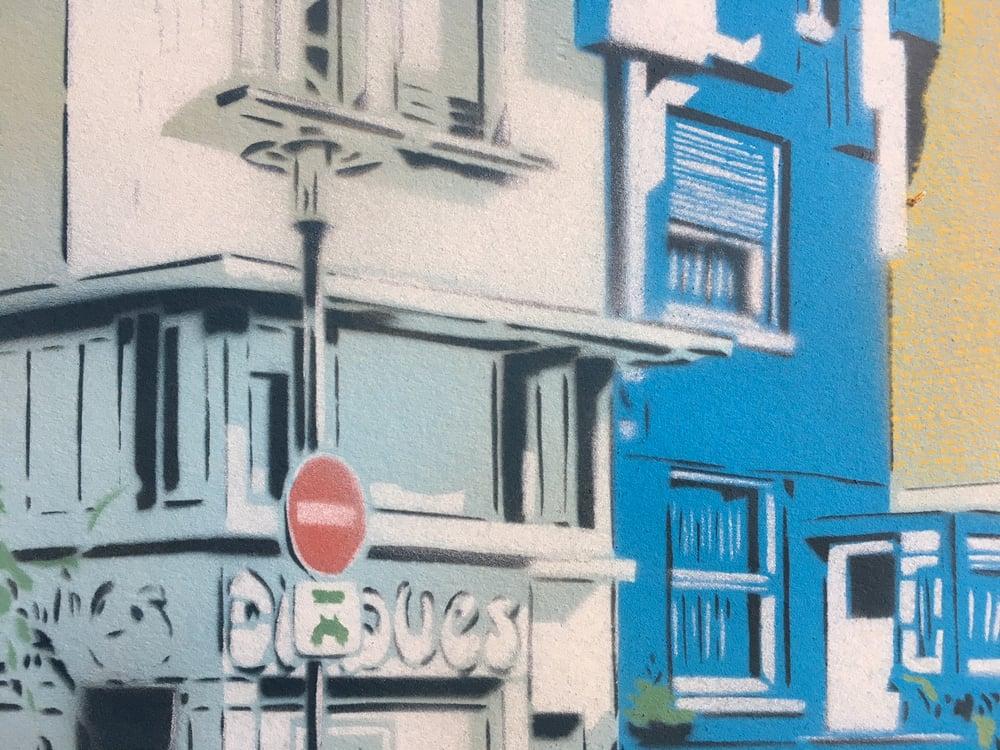 Image of Quartier Excentric - Dunkerque - Papier Ivoire