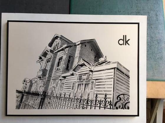 Image of Villa Ziegler - Dunkerque - Monochrome