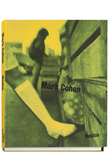 Image of MEXICO de Mark Cohen /  LIVRE Signé