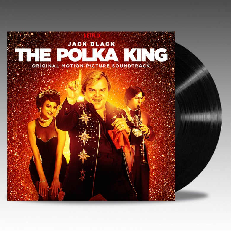 Image of The Polka King (Original Motion Picture Soundtrack) - Jack Black