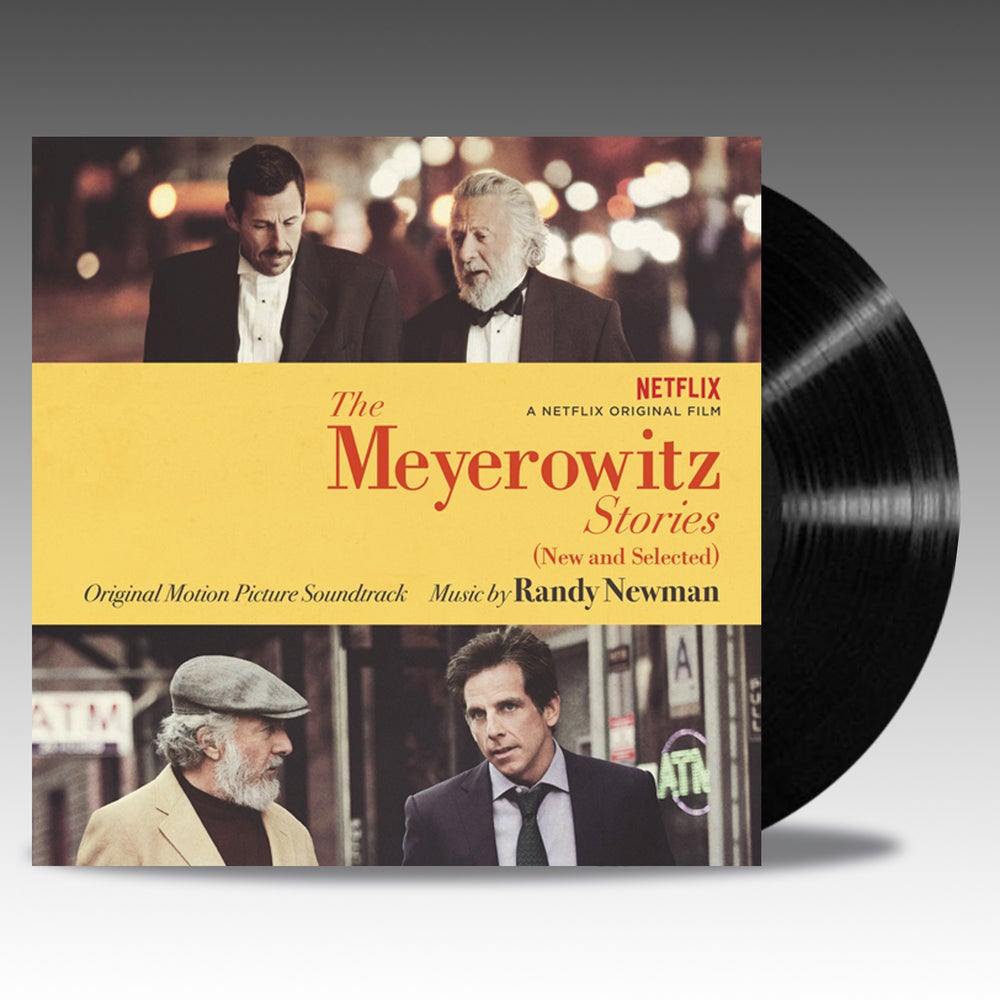 Image of The Meyerowitz Stories (New And Selected) Original Motion Picture Soundtrack - Randy Newman