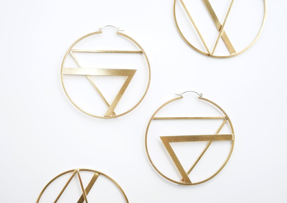 Image of Tessellate Hoops
