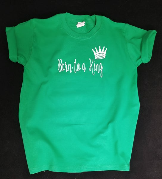 Image of Born to a King