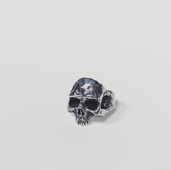 Image of Creepy Skull Ring