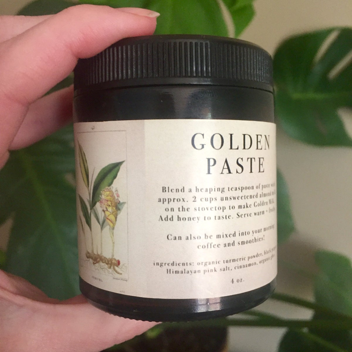 Image of Golden Paste 4 oz.