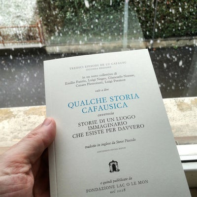 Image of Qualche storia cafausica / The Cafausica Tales (ed. 2, 2018)