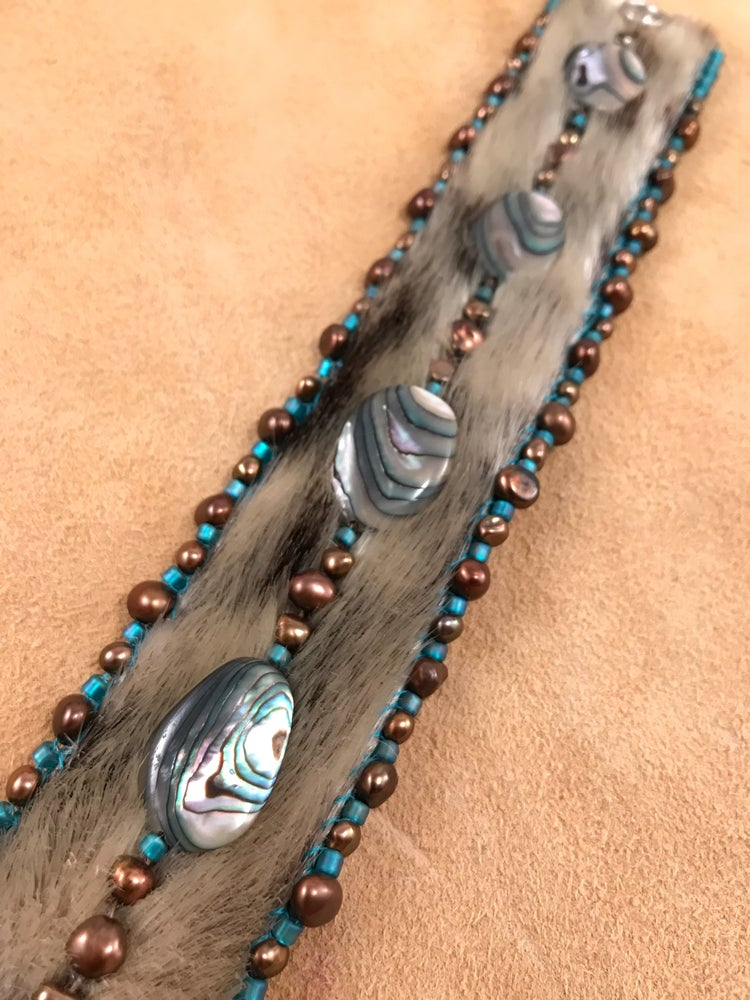Image of Sealskin, Abalone, Bronze Pearl