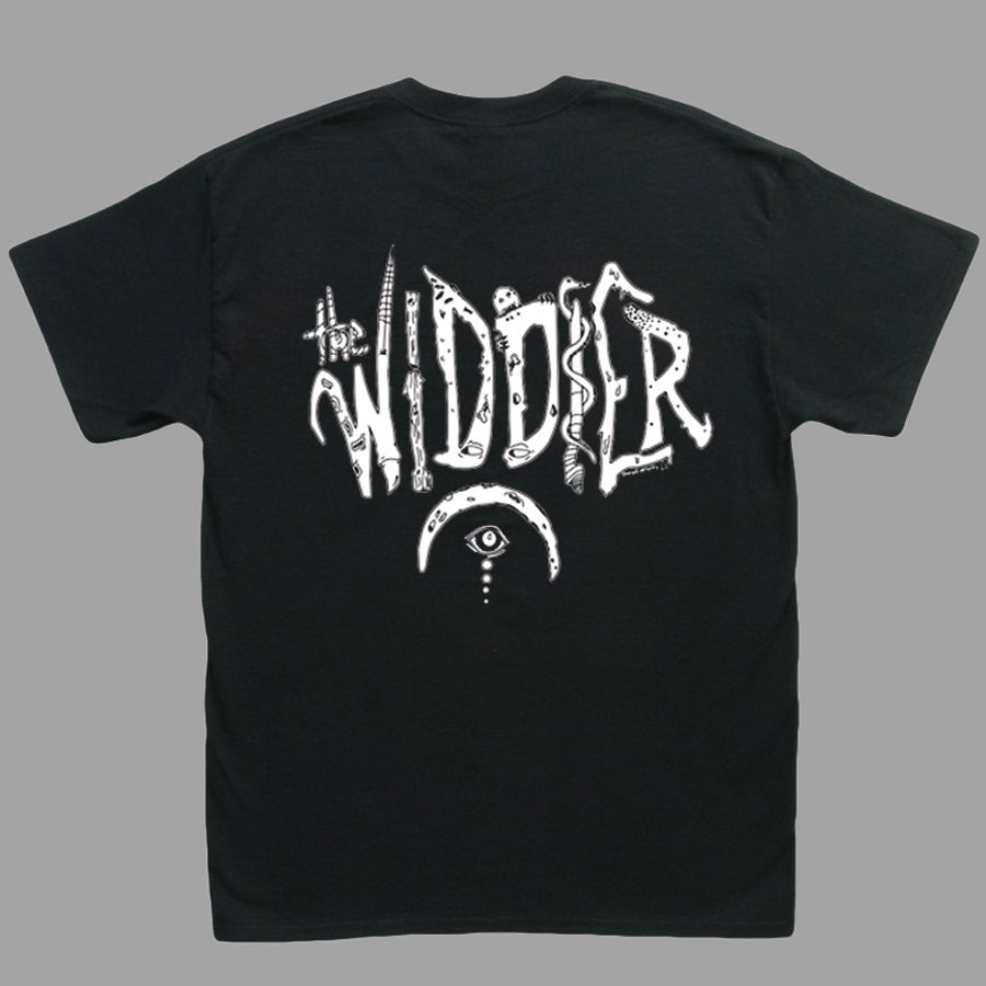 Image of The Widdler Creature Logo T-Shirt