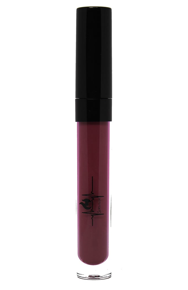 Image of Nancy Liquid to Matte Lipstick