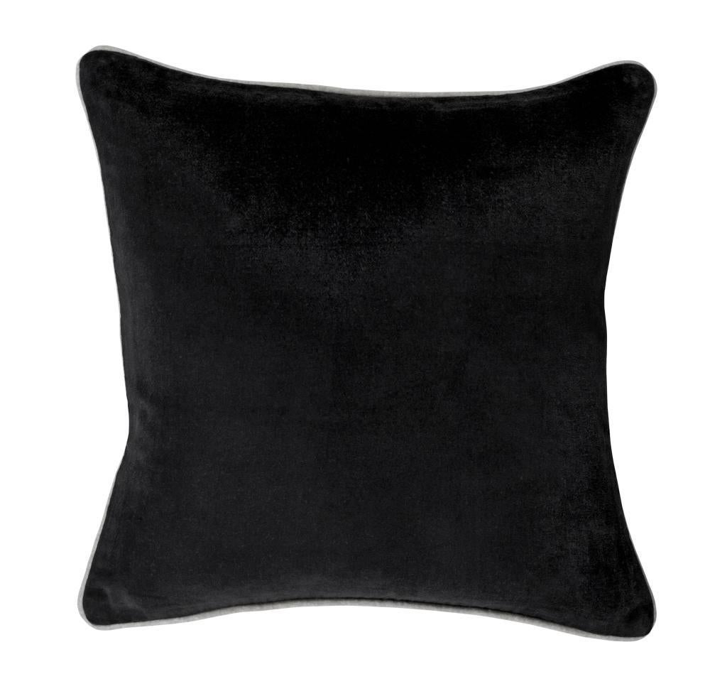 Image of Gabriel Cushion Black