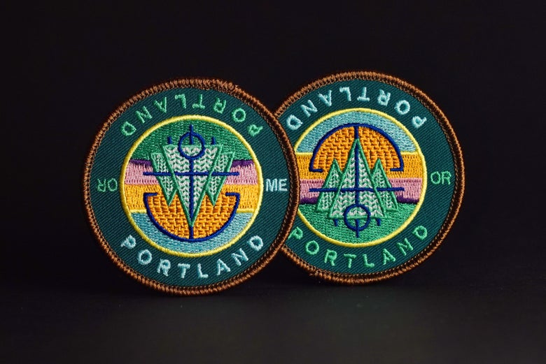 Image of Portland | Portland Patch — COLOR