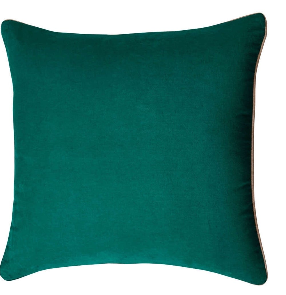 Image of Gabriel Cushion Emerald